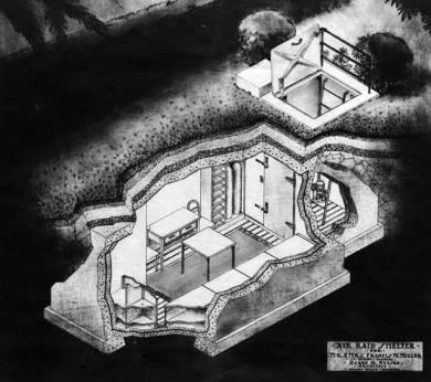 Architect Harry O. Nelson's 1940