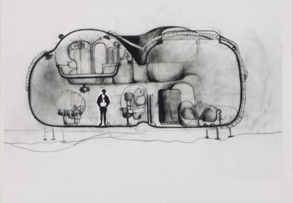 Living Pod, David Greene