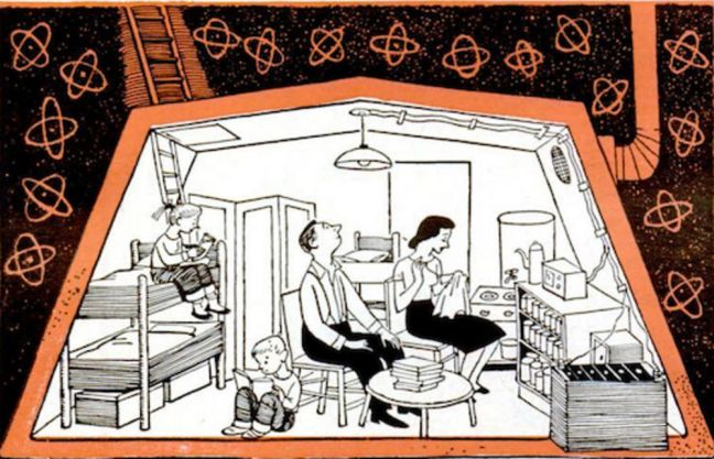 Fallout Shelter Basics September, 1959