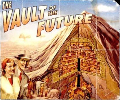 Fallout - TheVaultOfTheFuture - Le monde de demain et d'apres demain